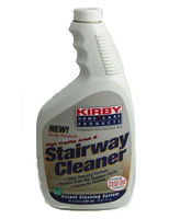 Stairway cleaner